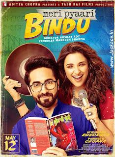 Meri Pyaari Bindu Budget, Screens & Day Wise Box Office Collection