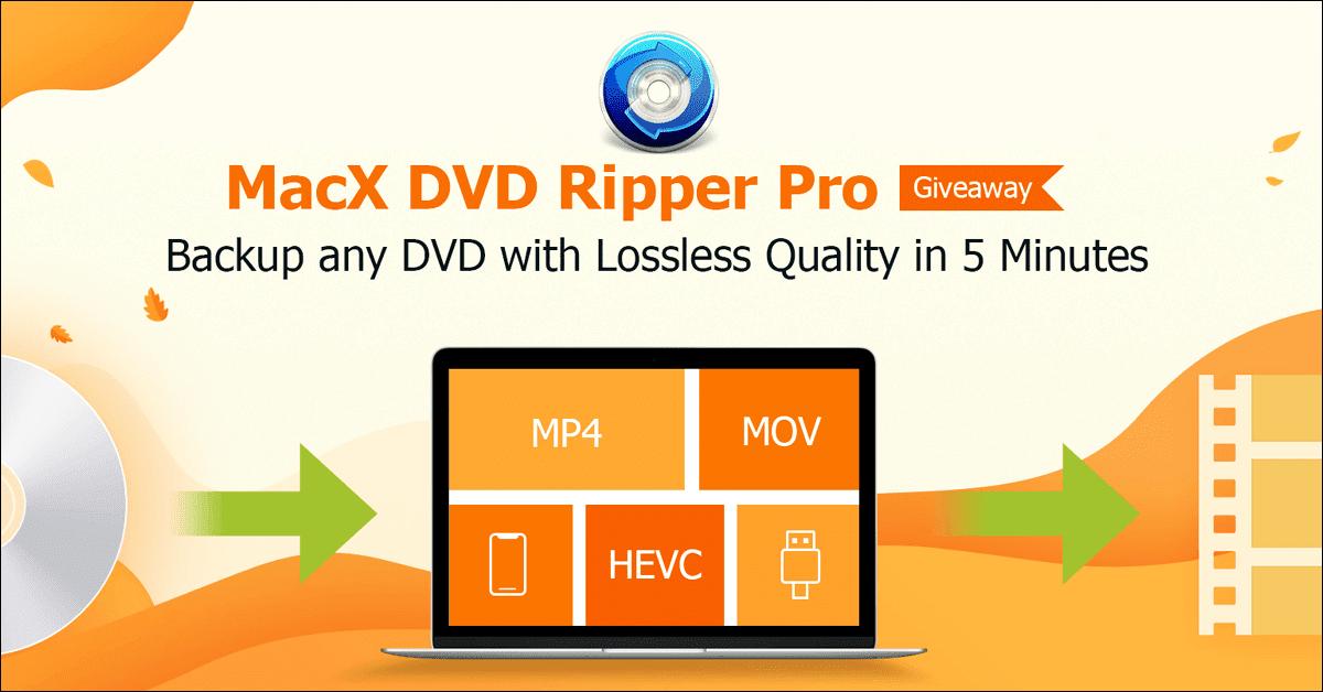 අද වනවිට MacX DVD ripper මෘදුකාංගය ගැන අප කලින් ලිපියකින් ඔබව දැනුවත්කර තිබෙනවා. දැනට DVD Ripper කරන්න හොඳම මෘදුකාංගය ලෙස අපට මෙය Recommend කරන්න පුළුවන්. ඔබවෙළඳපොලෙන් මිලදීගන්න DVD තැටිවල ඇතුලත් චිත්රපට, Music වීඩියෝ සහ බණ පිරිත් ආදිය සාමාන්යයෙන් පරිගණකයට copy කරගන්න බෑ. ඒ අවස්ථාවක්දී තමයි මේ මෘදුකාංගය ඔබට ප්රයෝජනවත් වන්නේ. DVD තැටිවල දත්ත ඔබට කිසි ගැටළුවකින් තොරව මේ මගින් copy කරගන්න පුළුවන්.