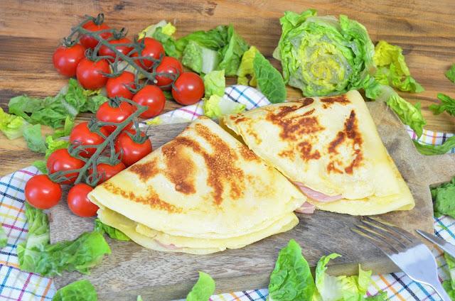 como hacer crepes, como se hacen crepes ingredientes, como se hacen los crepes paso a paso, crepes, crepes caseros, crepes de jamon y queso, crepes dulces, crepes receta, crepes salados, las delicias de mayte,