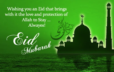 quotes about happy eid mubarak