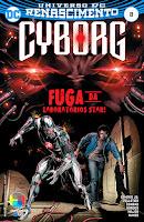 DC Renascimento: Cyborg #8