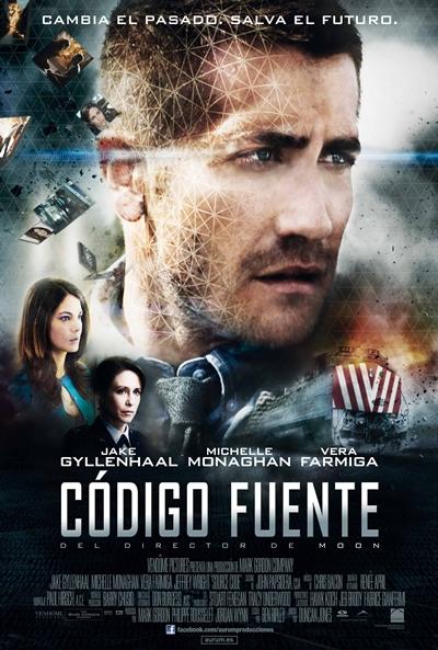 Codigo Fuente [Source Code] DVDRip 1 Link
