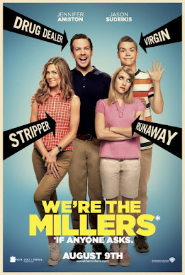 We're The Millers 2013 DVD R2 PAL Spanish