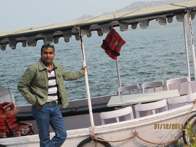 boat in jaismand