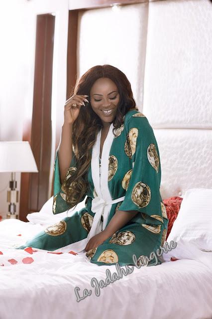 La Jadah?s Lingerie unveils it?s first collection