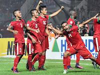5 Fakta Menarik Kemenangan Indonesia atas Thailand