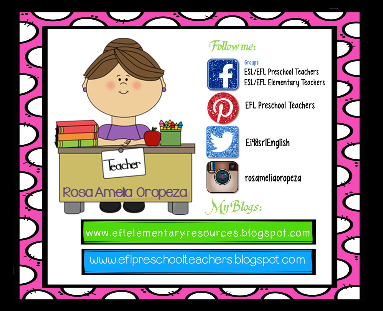 Esl Efl Preschool Teachers Alphabet Resources For Ell