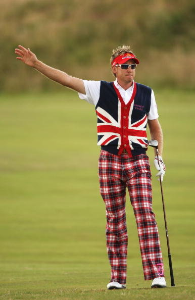 Why De Rigueur Tartan Is Fashion Forward Golf Clothing For
