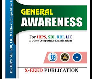GENERAL AWARENESS BOOK FOR IBPS ,SBI,RBI & Banking Examination