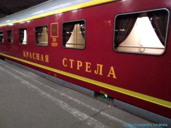 Flecha Roja en Ruso