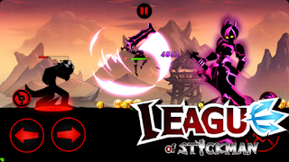 Download League of Stickman:Reaper v2.5.0 Apk Mod (Unlimited Money/Free Shopping) Update Terbaru 2016
