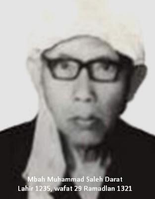 """Biografi Mbah Saleh Darat """"Sang Penyebar Tulisan Jawa Pegon"""""""