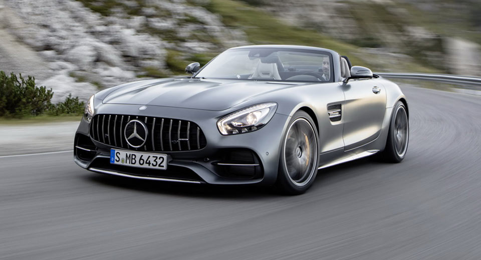 Mercedes Expects AMG Sales To Continue To Rise