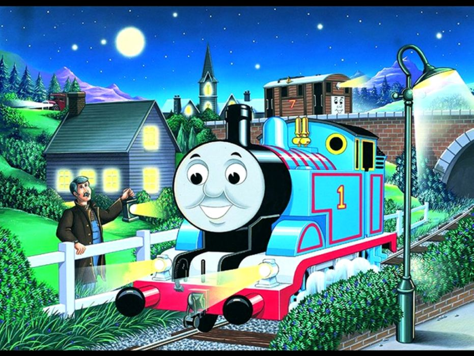 Thomas The Train Wallpaper Joss Wallpapers