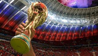 النتائج النهائية لجميع مباريات كأس العالم 2018