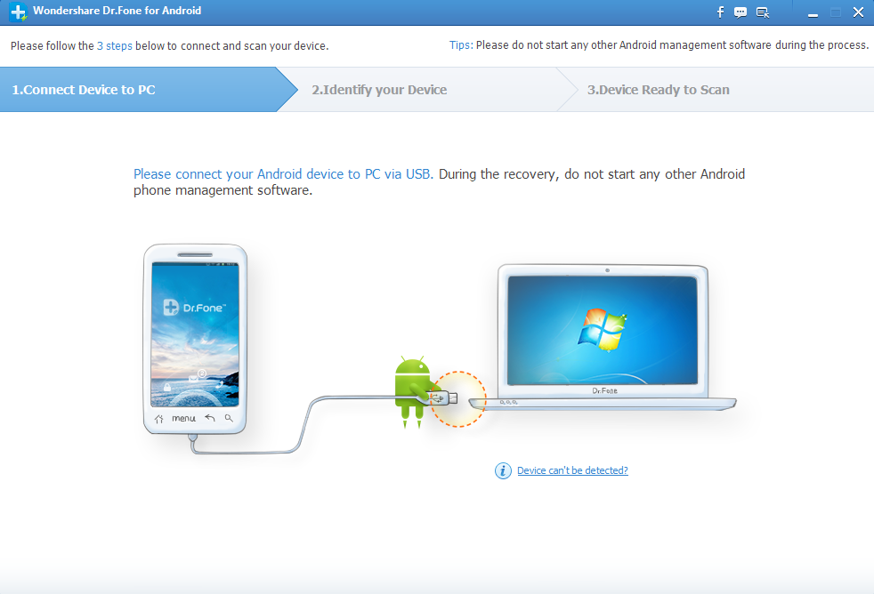 Wondershare Dr.Fone for Android 5.3.3.23 + Patch