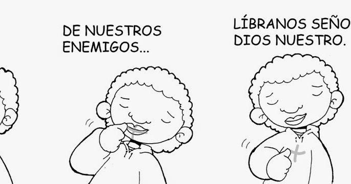 Reliartes Señal De La Santa Cruz Dibujo