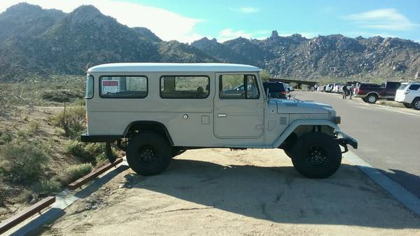 Land Cruiser BJ45 For Sale