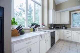 konsep dapur rumah minimalis