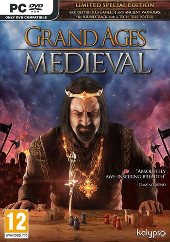 Grand Ages Medieval PC Full Español