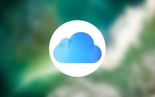 iCloud di iOS 10.3