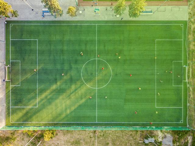 विभिन्न खेलो के मैदानों की माप | Measure of different play grounds