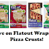 $1/1 Flatout Wraps Coupon + Tops and Wegmans Deals