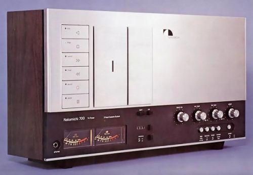 nakamichi 700 1973