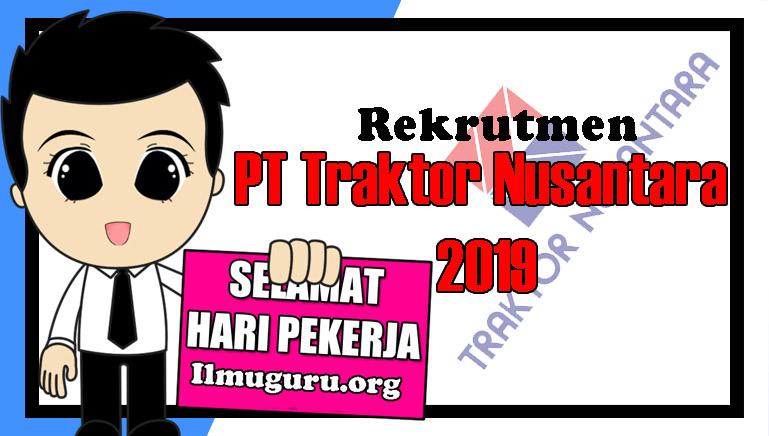 Loker Traktor Nusantara