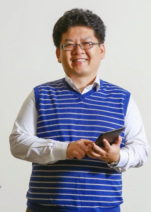 [API好生意]邱繼弘:資料越公開,越有商機