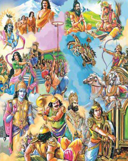 How Satyavati Died in the Mahabharata?