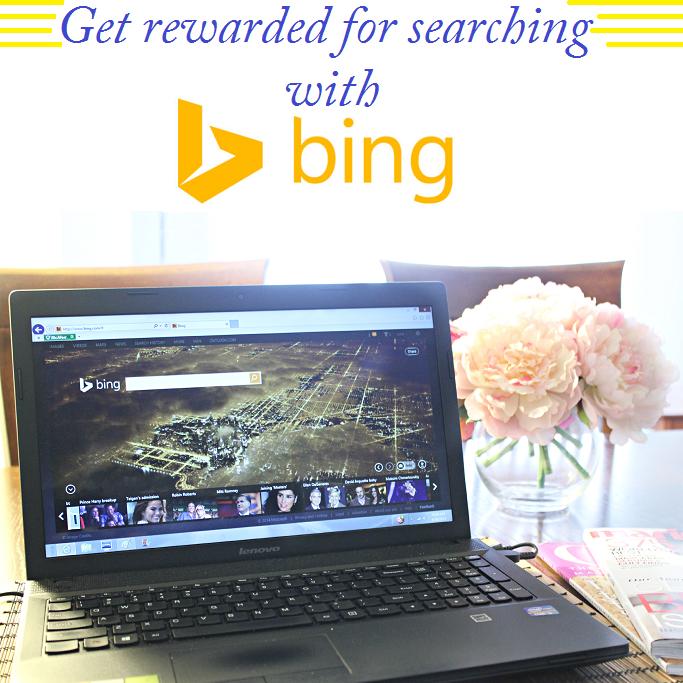 Bing Rewards, Get Rewards With Microsoft Bing, Get Rewards For Searching The Web