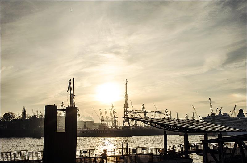 Stephanie Berger - Fotografie - Hamburg - Hafen