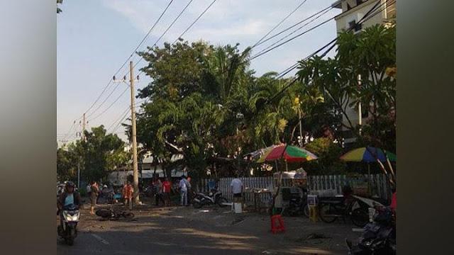 Berikut Lokasi Ledakan Bom di Tiga Gereja Surabaya