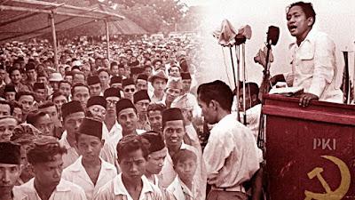 Ini Hal Mengerikan yang Bisa Terjadi Jika PKI Menunda Pemberontakannya Lima Tahun