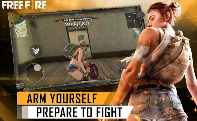 Free Fire Game For Mobile