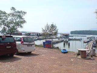 terajubintang7 Pusat Memancing  Chalet Teluk Bayu Sg