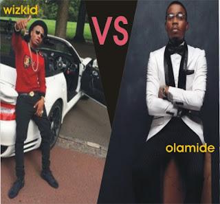 wizkid and olamide