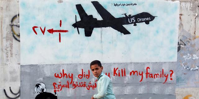 A CIA não envolve marketing direto em produtos de guerra, mas prepara situações em que os mercados são facilmente criados.