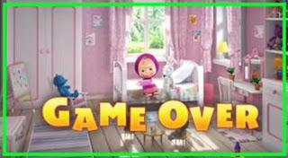 Маша и Медведь - 59 серия - Game Over