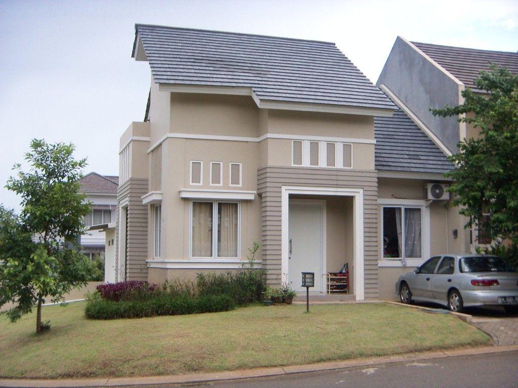 Model Rumah Minimalis 2 Lantai Inspiratif