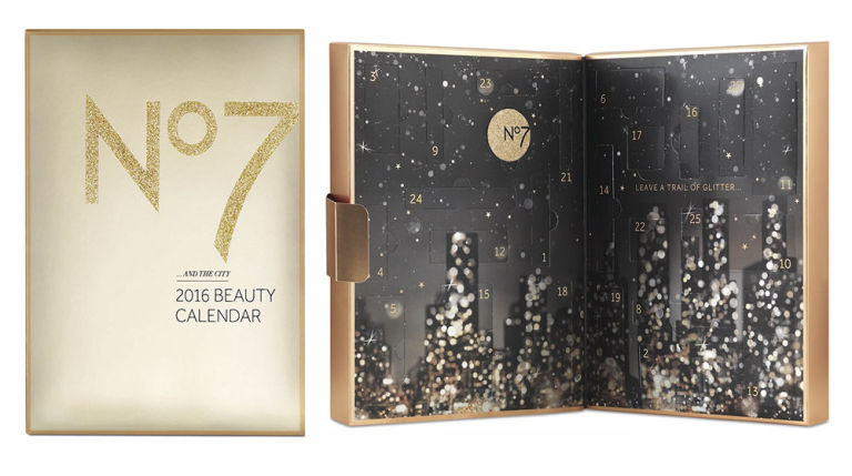 Advent Calendar 2016 Beauty : Beauty advent calendar blockbuster part available