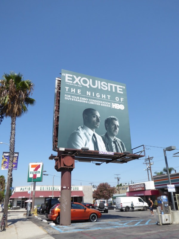 Night Of Exquisite Emmy nominee billboard