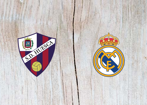 SD Huesca vs Real Madrid Full Match & Highlights 09 December 2018