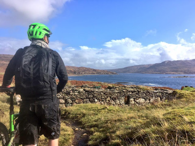 FitBits | Mountain biking on Skye, Scotland - fitness blogger Tess Agnew