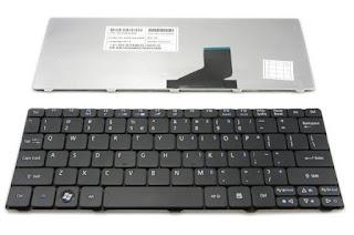 Jual Keyboard Laptop ACER Aspire One Series