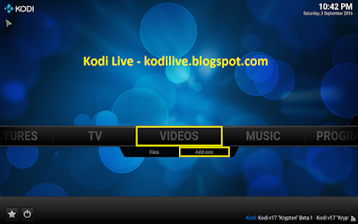 How To Install NJM Soccer Addon On Kodi