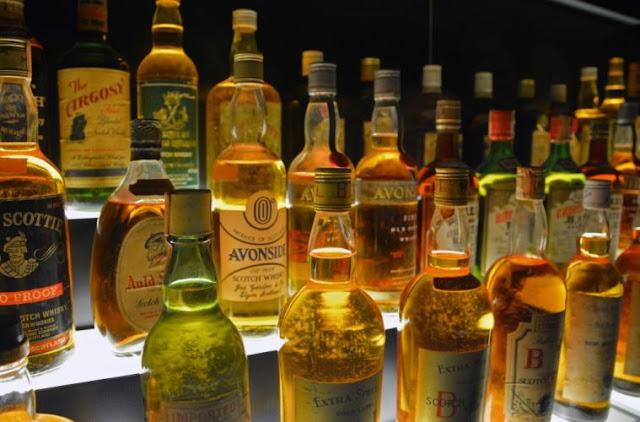 Bebidas alcoólicas em carros