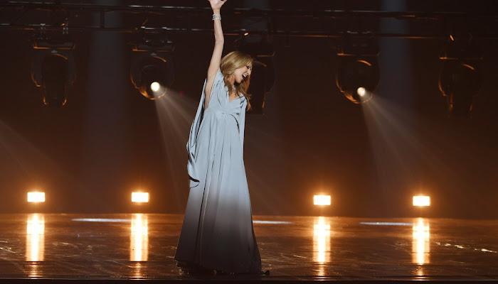 Video: Céline Dion - Ashes