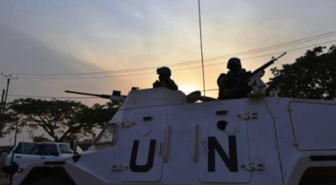 The UN Security Council unanimously adopted a French-drafted resolution that extends MINUSCA until November 15, 2017. By Issouf Sanogo (AFP/File) United Nations (United States) (AFP) - The UN Security Council Tuesday voted to task peacekeepers in the Central African Republic with supporting the newly elected government just as France prepares to end its military mission in the country, Delattre, Sangaris, Touade, Bozizera